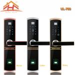 Touch Keypad Fingerprint and IC Card Access Control Door Lock and Remote Controller