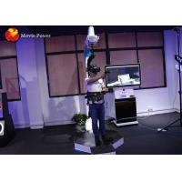 Immersive 7D Deutschland Virtual Reality Treadmill / Free Shooting Running VR Walker Simulator