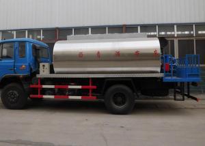 China DFAC 4X2 10MT Asphalt Sprayer Truck , Bitumen Distributor Truck High Performance on sale