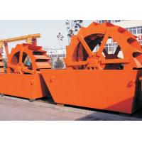 China Bucket Type River / Artificial Sand Washing Plant 200 TPH 3150×1910×2280 MM on sale