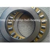 High Speed  Brass Cage Thrust Roller Bearing Single Row 81284M / P5 Stainless Steel