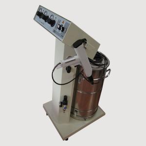 China manual powder coating gun for metal substracte finishing JH-502 on sale