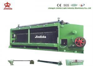 China Automatic Custom Heavily Galvanized Gabion Mesh Machine , High Efficiency on sale