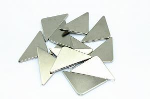 China Anti - Corrosion  Custom Neodymium Magnets , Triangle Trapezoid U Shape Magnets on sale