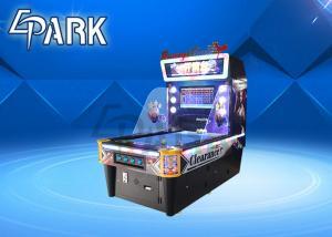 China Amusement Gym Indoor Bar Game Machine / Billiards Ball Shooting Video Game Machine on sale