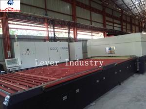 China Building Glass Tempering furnace / Glass Toughening machine on sale