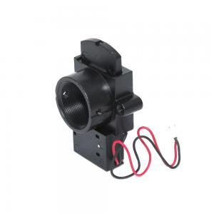 China M12 Dual ICR IR CUT Filter 20mm Metal CCTV Camera CS Mount Lens Holder on sale