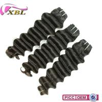 China New Arrival XBL On Sale 7A Mongolian Hair Extensions Virgin Hair Weave Styles Pictures on sale