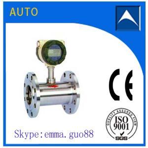 China turbin water flow meter made in China flow meter manufacturer on sale