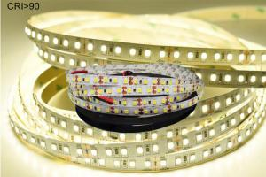 China Low Power Consumption Flexible Led Light Strips / DC 24v Rgb Led Strip on sale