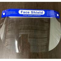 China Anti Saliva Disposable Medical Supplies Medical Disposable Cpr Face Shield on sale
