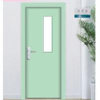 ABNM-HD01 hospital PVC-MDF door