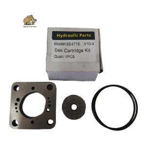 China Vane Pump Parts / Cartridge Kits V10-4 / CAT 6E4719 Replacement on sale