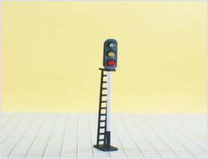 China T149 HO 6V Luminous Street 3D Model Lamppost 6.5cm for Train Layout 4.5cm on sale