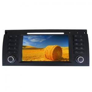 China Wholesale BMW E39 touch screen car dvd multimedia in car radio with 7 inch digital screen on sale