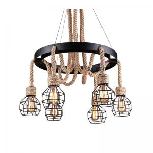 China High Performance Vintage Pendant Lamps Chandelier Pendant Light 2 Years Warranty on sale