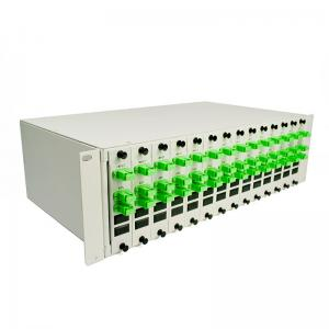 China PLC Rack Mount Patch Panels on sale