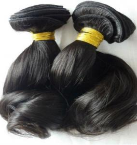 China 100%remy Virgin  Human Hair Weft on sale