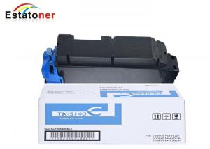 China Copier Toner Cartridge Original Color TK 5140 For Kyocera Ecosys P6130 / M6030cdn 4pcs / set on sale