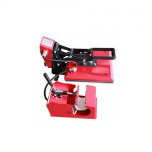 China Machine manuelle de presse de la chaleur 2IN1 on sale