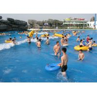 4 - 6m Width Water Park Equipment Family Commercial Lazy River Customized Length