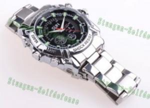 Quality HD 1080P waterproof spy Watch Camera with IR Night Vision Functions for sale