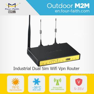 China Industrial 3g router modem load balance F3b32 with dual on sale