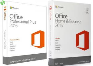microsoft office 2016 home and business vs professional