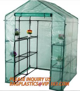 China 280KPA,250KPA,220KPA,180KPA Hydraulic pressure and Small Size green houses for vegetable used,storage shed house garden on sale