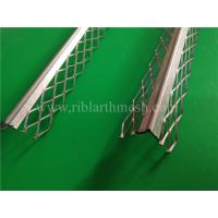 Professional Galvanized Angle Bead Drywall Metal 0.35mm Thickness