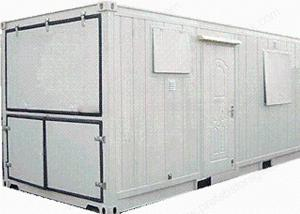 China 20FT Modern Container House Prefab Modular Mobile Cabins ANT CH1604 on sale