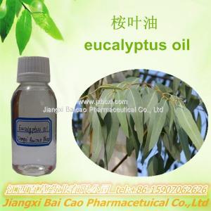 China aceite esencial el 70% el 80% 99%cineole del globulus puro del eucalipto del 100% por la destilación de vapor on sale