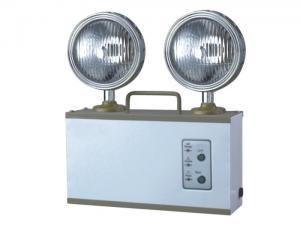 China la luz de emergencia llevada recargable sellada de la batería de plomo 2x 6 llevó la luz de la muestra de la salida on sale