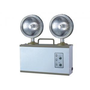 China la lumière menée rechargeable scellée 2x 6 de secours de batterie au plomb a mené la lumière de signe de sortie on sale