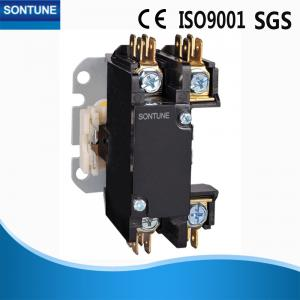 China Electric Heating Air Conditioning Contactors , Plastic Central Air Conditioner Parts on sale