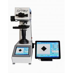 China Fully Automatic Vickers Hardness Tester Large Touch Screen CCD System on sale