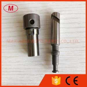 China 131151-3220 A44 Plunger element for ISUZU 4BD1T Engine and Daewoo 130 EX200-1/2/3 on sale