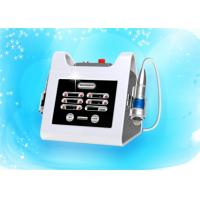 Portable Fractional RF Microneedle Machine , Radio Frequency Skin Tightening Machine