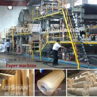 Competitive price 2400mm Kraft paper machine