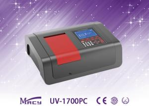 China Selenium Laboratory Spectrophotometer Sodium , Visible Light Spectrophotometer on sale