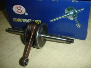 China Auto Scooter Crankshaft For PGT / MBK Scooter Parts on sale
