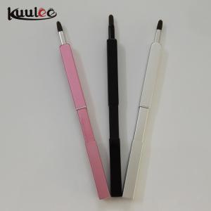 China Kuulee Hot sale Aluminum Retractable lip brush on sale