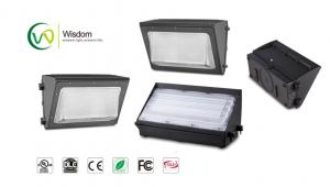 China 10800 LM 100 Watt LED Wall Pack Lights Commercial Led Exterior Wall Lights AC120-277V // WSD-GWP10W27 on sale