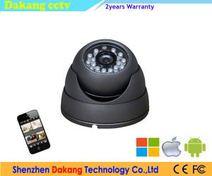 China Metal Night Vision H.265 IP Camera High Definition 2 Way Audio on sale