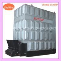 Chaudière thermique à charbon d