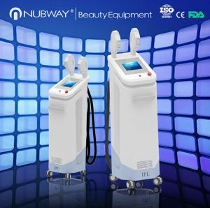 China Professional 10Hz SHR IPL Hair removal Blood Vessels Removal Acne Treatment Pore Remover on sale