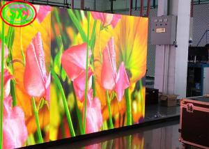 China High Definition Stage LED Screens 3840hz Outdoor P4.81 SMD2727 For Rental on sale