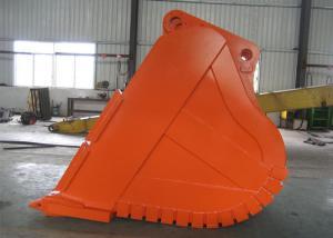 China Hitachi EX1900 Excavator 10 CBM Hardox450 Rock Bucket on sale