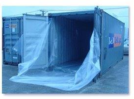 China Full access Container Liner - LAF Brand Bulk Container Liner on sale