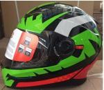 DOT approved Motorcycle street bike dual lens full face motorcycle helmet